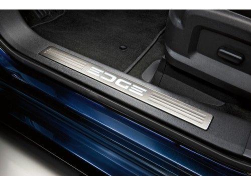 Ford Edge Door Sill Plates Illuminated 2 Piece Kit