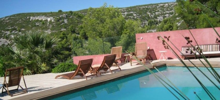 Bed And Breakfast Cassis LA GARRIGUE EN PROVENCE   Breakfast La Garrigue  Cassis