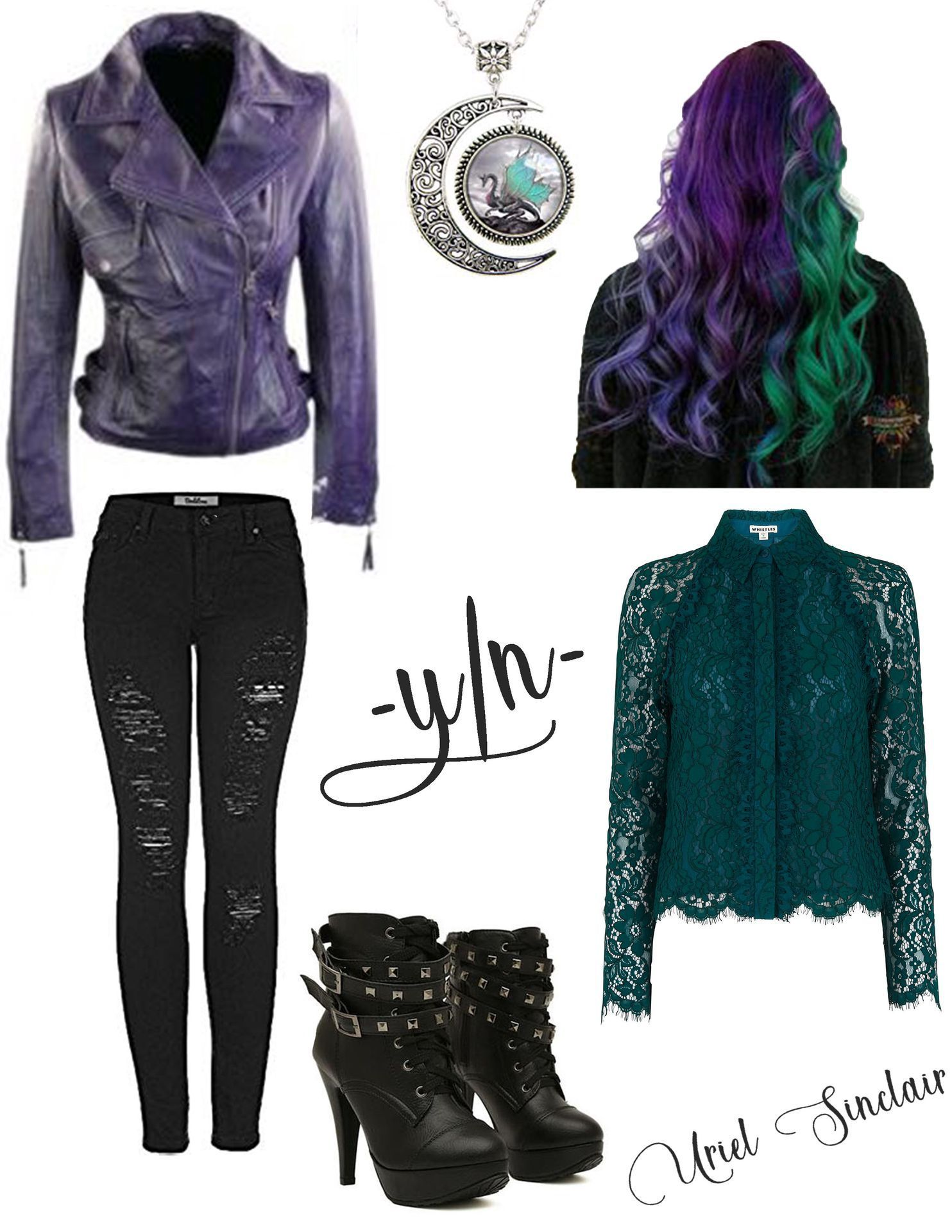 Disney Descendants X Reader *•°❇Book 1❇ - Looks | Chic