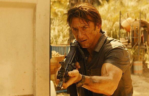 Primeras imágenes de Sean Penn en 'The Gunman'
