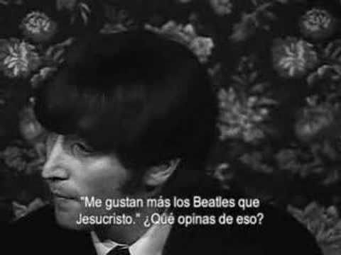 The Beatles Popular Than Jesus The Beatles Beatles Music Videos Beatles Music