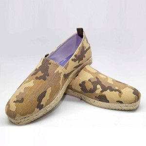 Pamplona Espadrilles Men's Camo, 89€, now featured on Fab.