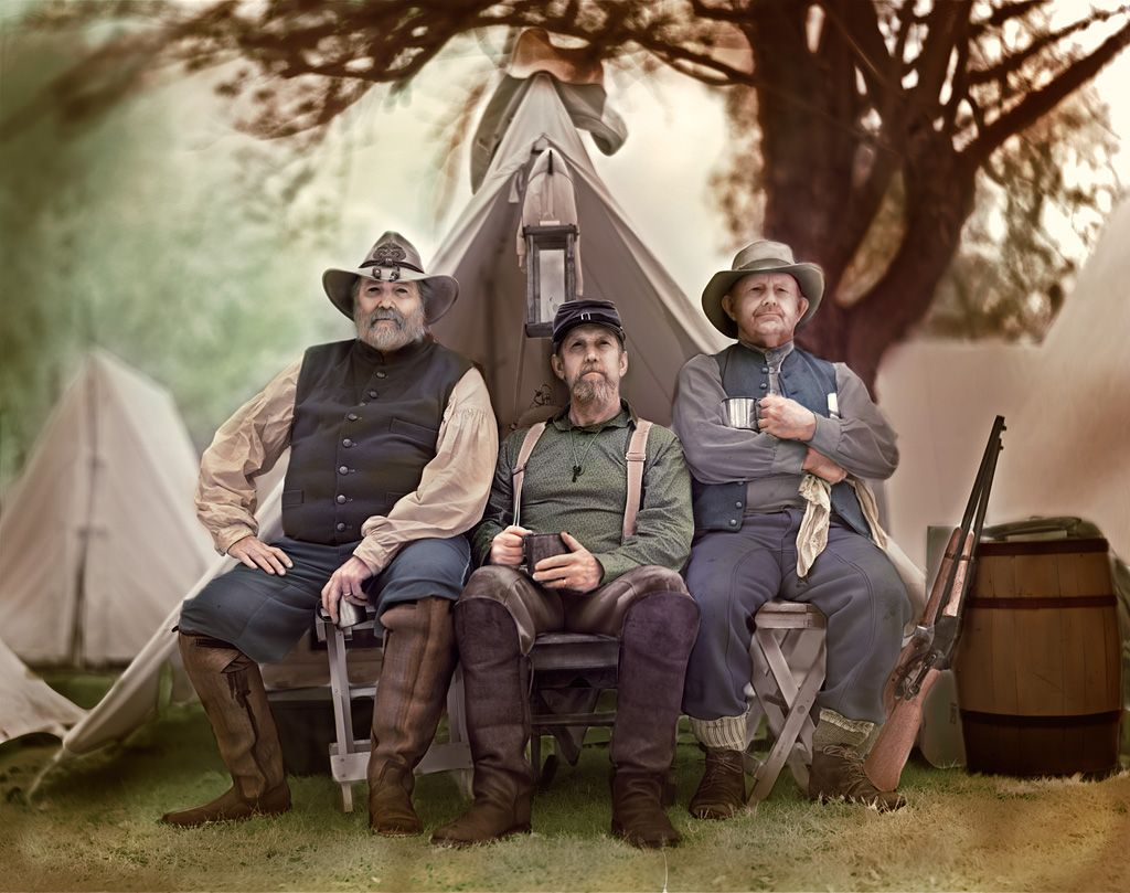 Pin on American Civil War Art