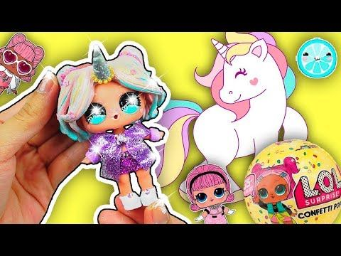 Unicrnio Lol Lol Ideas T Coloring Pages Lol And Lol Dolls