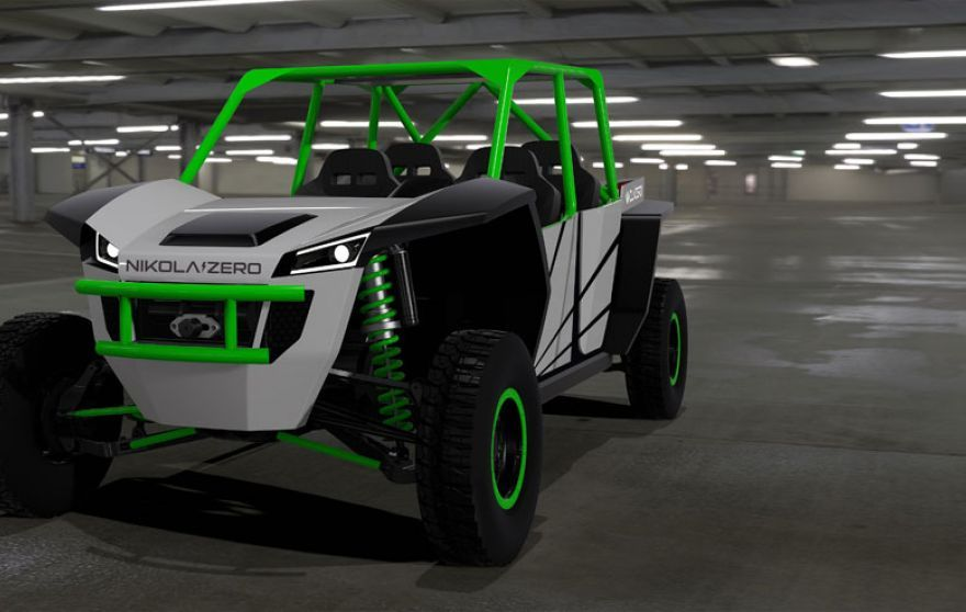 The first all electric 4x4. http//4x4channel.tv/all