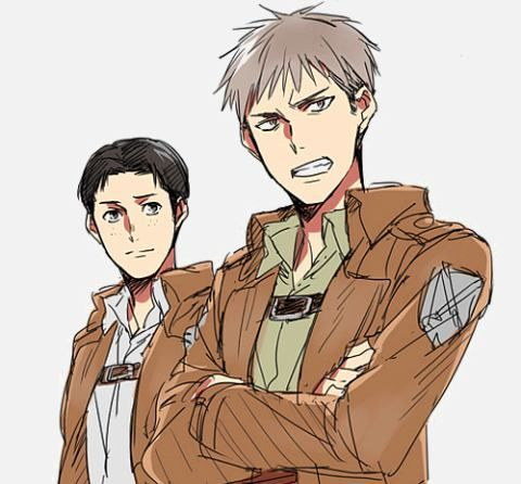 Attack On Titan Photo Jean Kirchstein Attack On Titan Jean Attack On Titan Attack On Titan Art