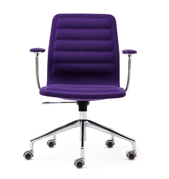 lotus | desk chair | haworth collection | pas 87 - furn