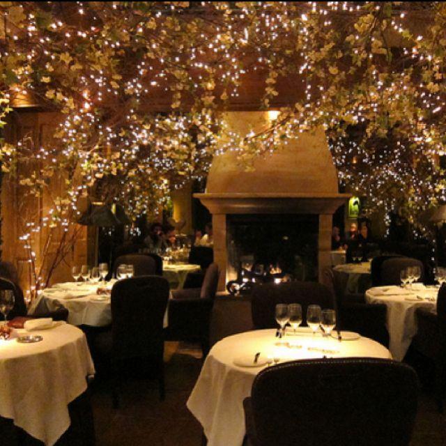 Clos Maggiore Most Romantic Restaurant Velvetcakes On Dayre