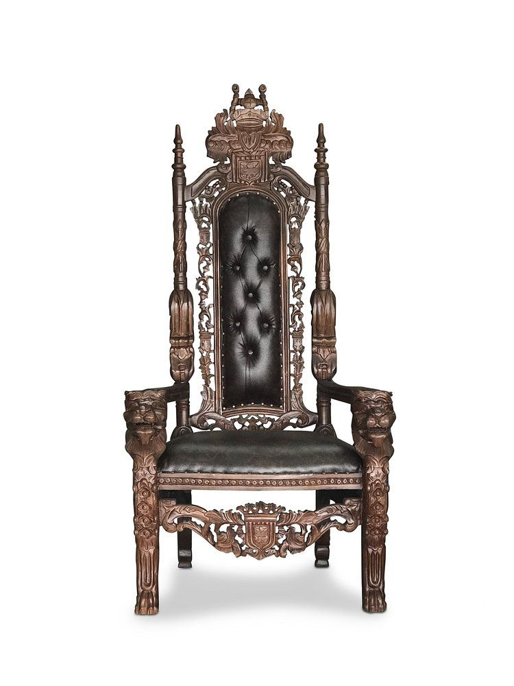 Pin on Throne Chairs