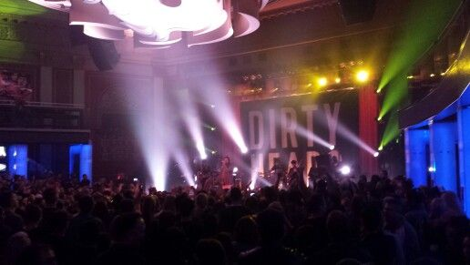 DIRTY HEADS 10-20-2014