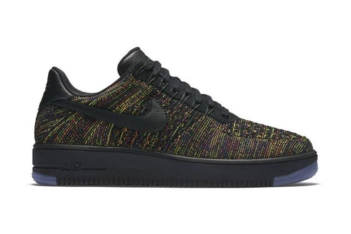 First look at the Nike Air Force 1 Flyknit. Coming soon.  http://ift.tt/1Pj1oV2