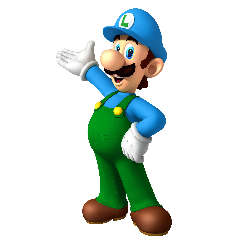 Mario kart arcade gp dx update brings rosalina and ice - Luigi mario party ...
