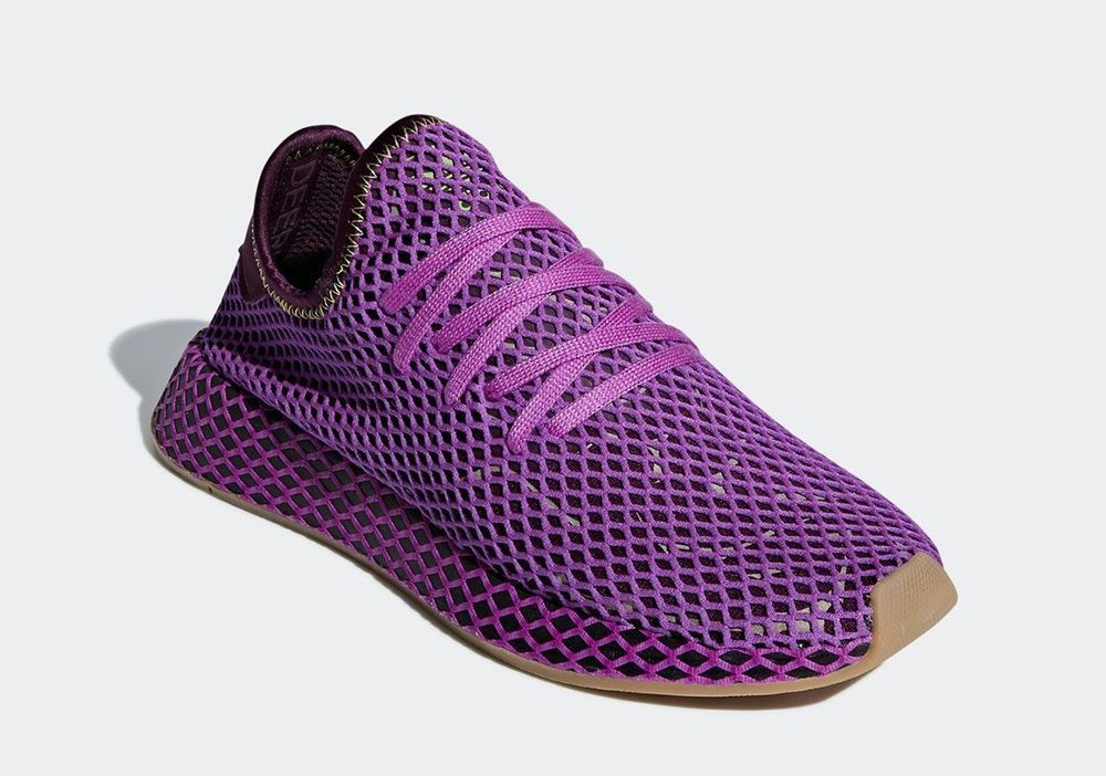adidas Deerupt Dragon Ball Z Son Gohan | Adidas, Sneakers