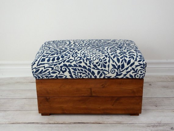 Awesome Storage Ottoman Storage Stool Foot Stool Pouf With Short Links Chair Design For Home Short Linksinfo
