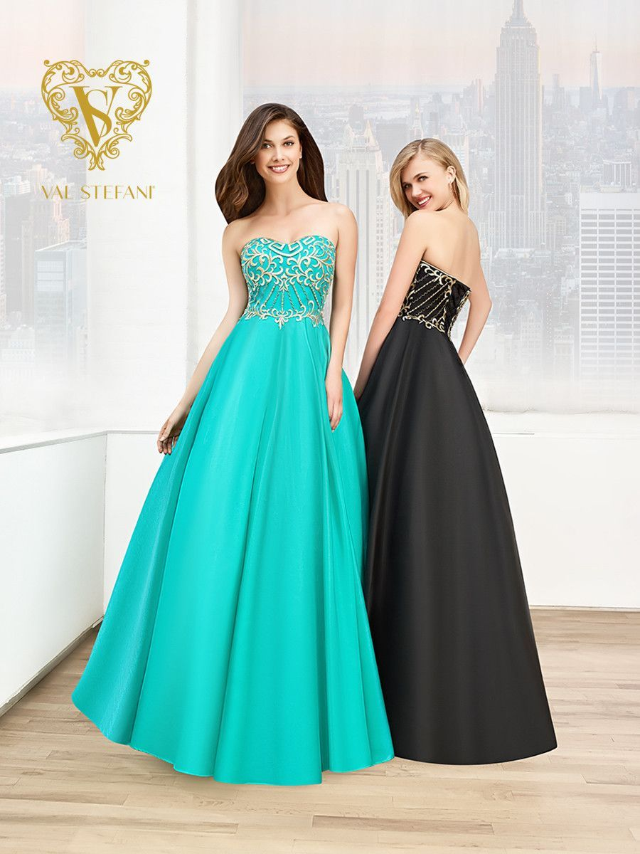 Val Stefani Prom 3023RE | Products | Pinterest | Products