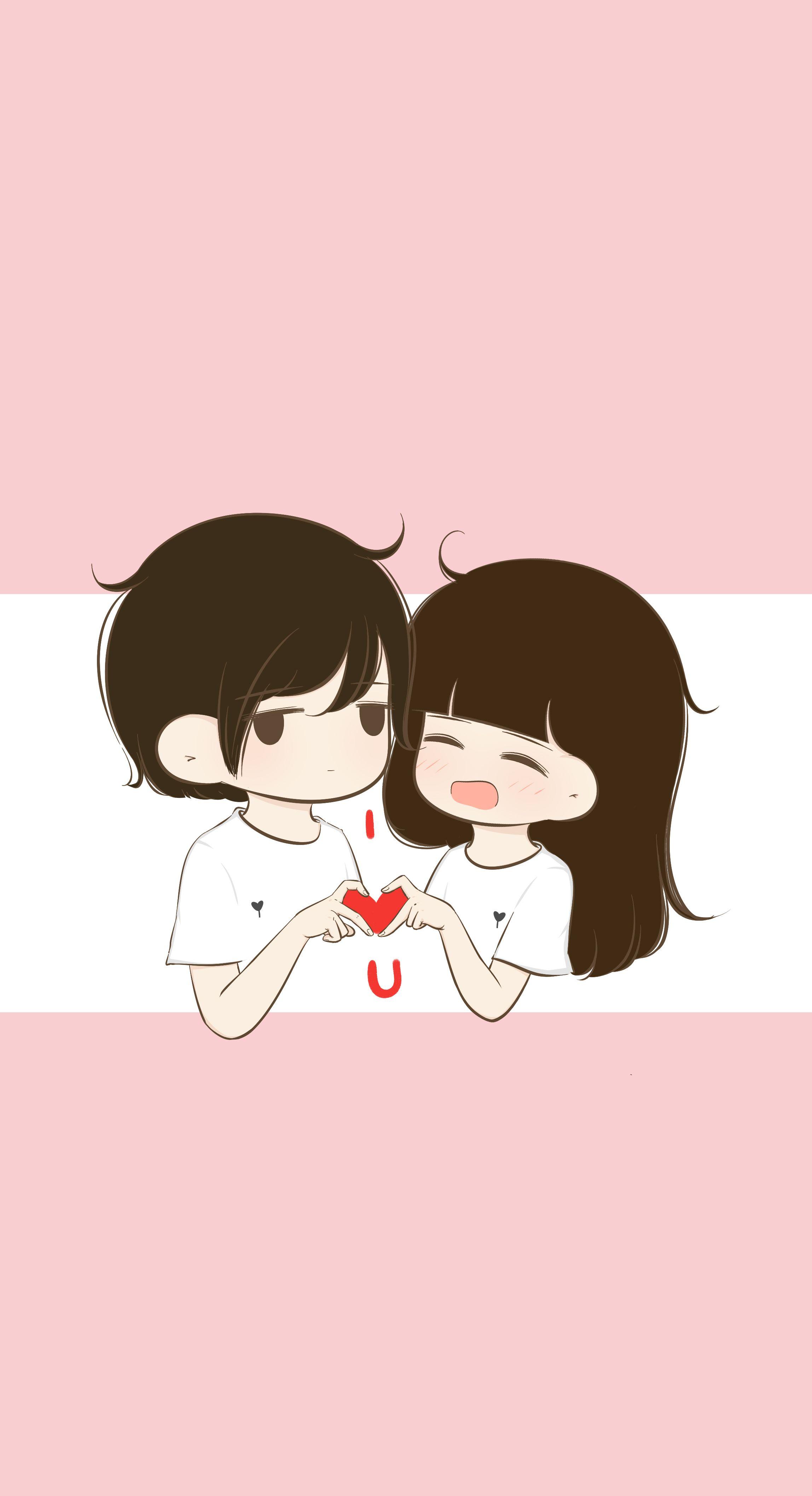 Pin Oleh Hạ Băng Di Profilepictures Seni Anime Pasangan Animasi Seni