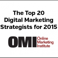 The Top 20 Digital Marketing Strategists for 2015 (With