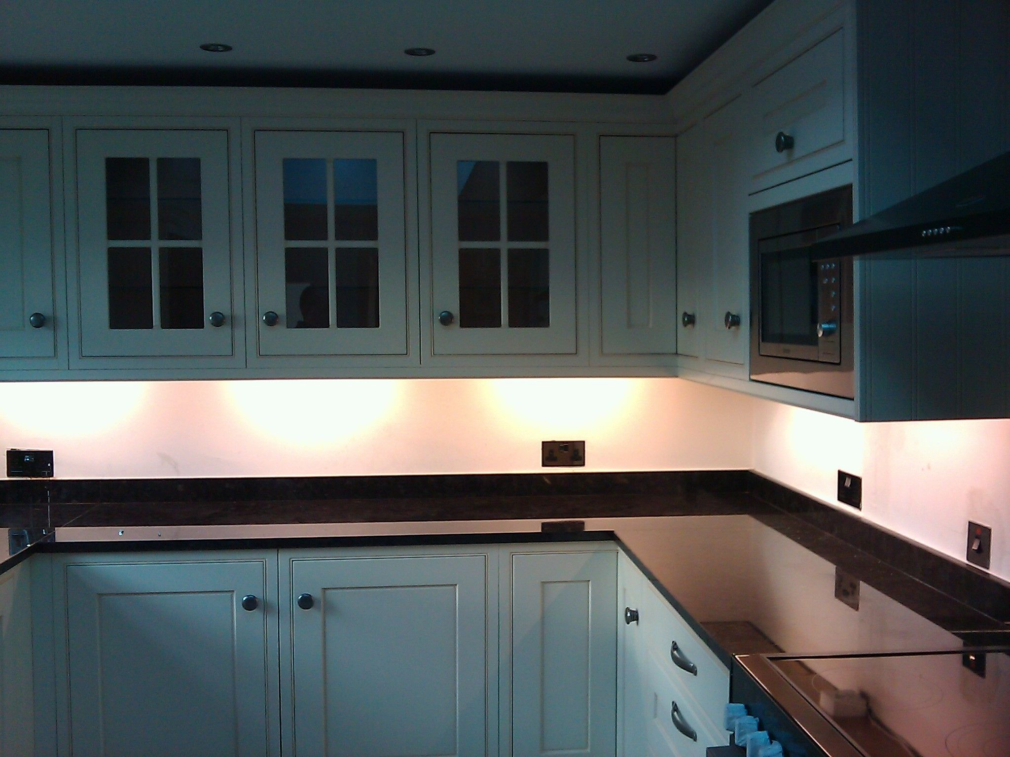 Under Cabinet Lighting  Not Like This  Strip Lighting  Kitchen Fair Kitchen Lighting Under Cabinet Design Ideas