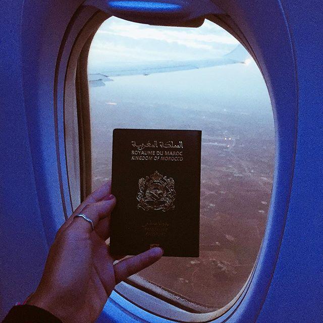 24h 👁 Morocco Travel Passport In 2019 Passport