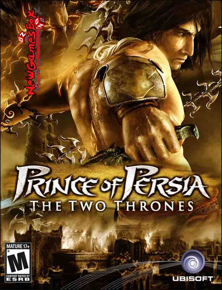 Prince of Persia: The Two Thrones PC Game Free Download Full Version