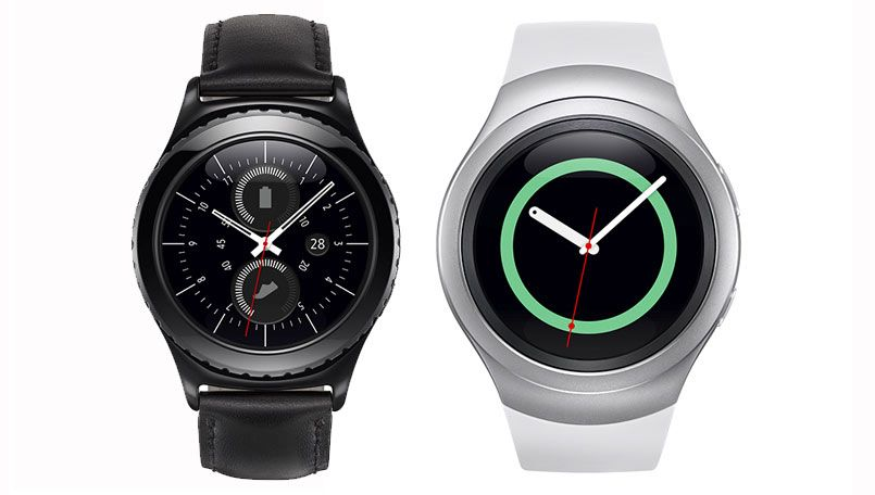 New Samsung Gear S2 Variants Launched In India Price Features Smart Watch Samsung Gear Smartwatch Gear S2