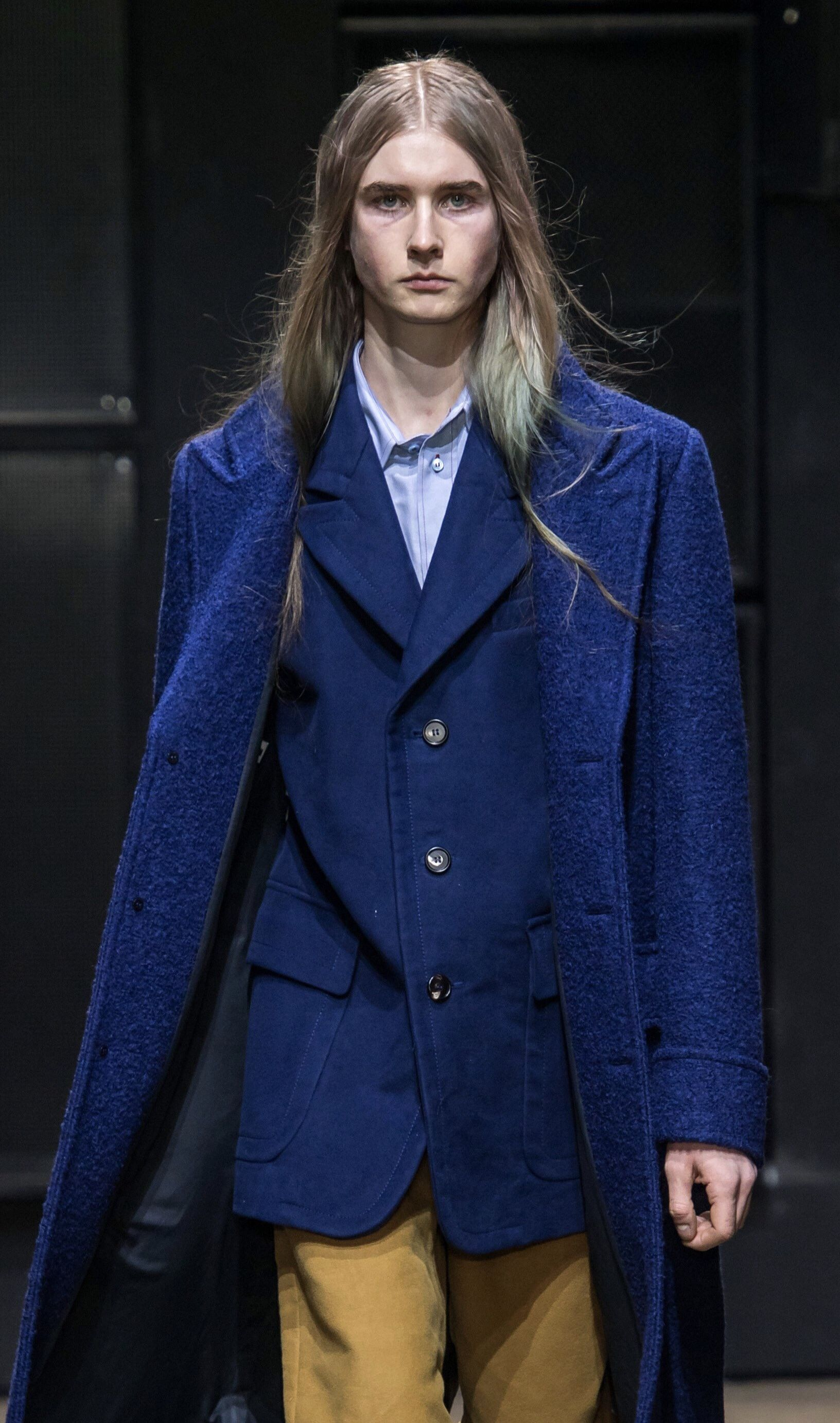 25ab1b78f MARNI Fall 2019 Menswear Look #2 Up Close Detail | MENS READY-TO ...