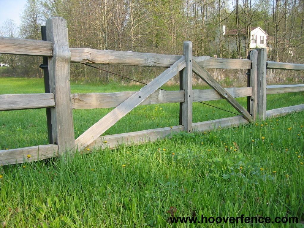 Hoover Fence Wood Split Rail Gates Western Red Cedar W Steel Frames Hoover Fence Co In 2020 Western Red Cedar Cedar Split Rail Fence Steel Frame