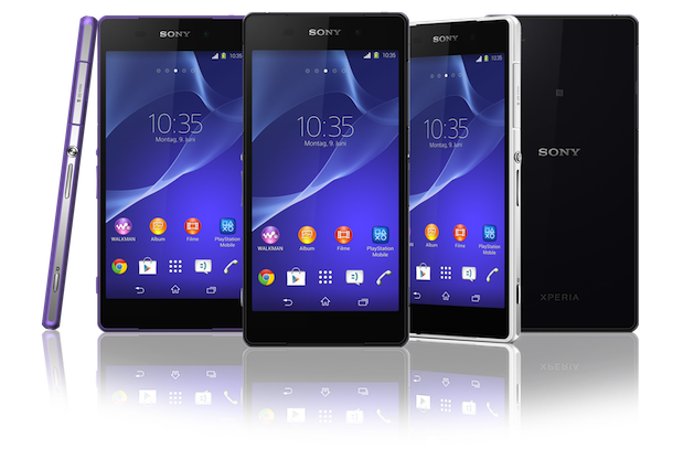 Sony Xperia Z2 D6502 D6503 D6543 Unlocking Instructions Sony Sony Xperia Smartphone