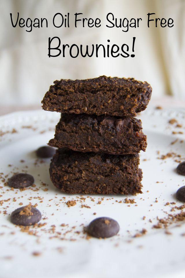 recipe: healthy brownies made with dates [7]