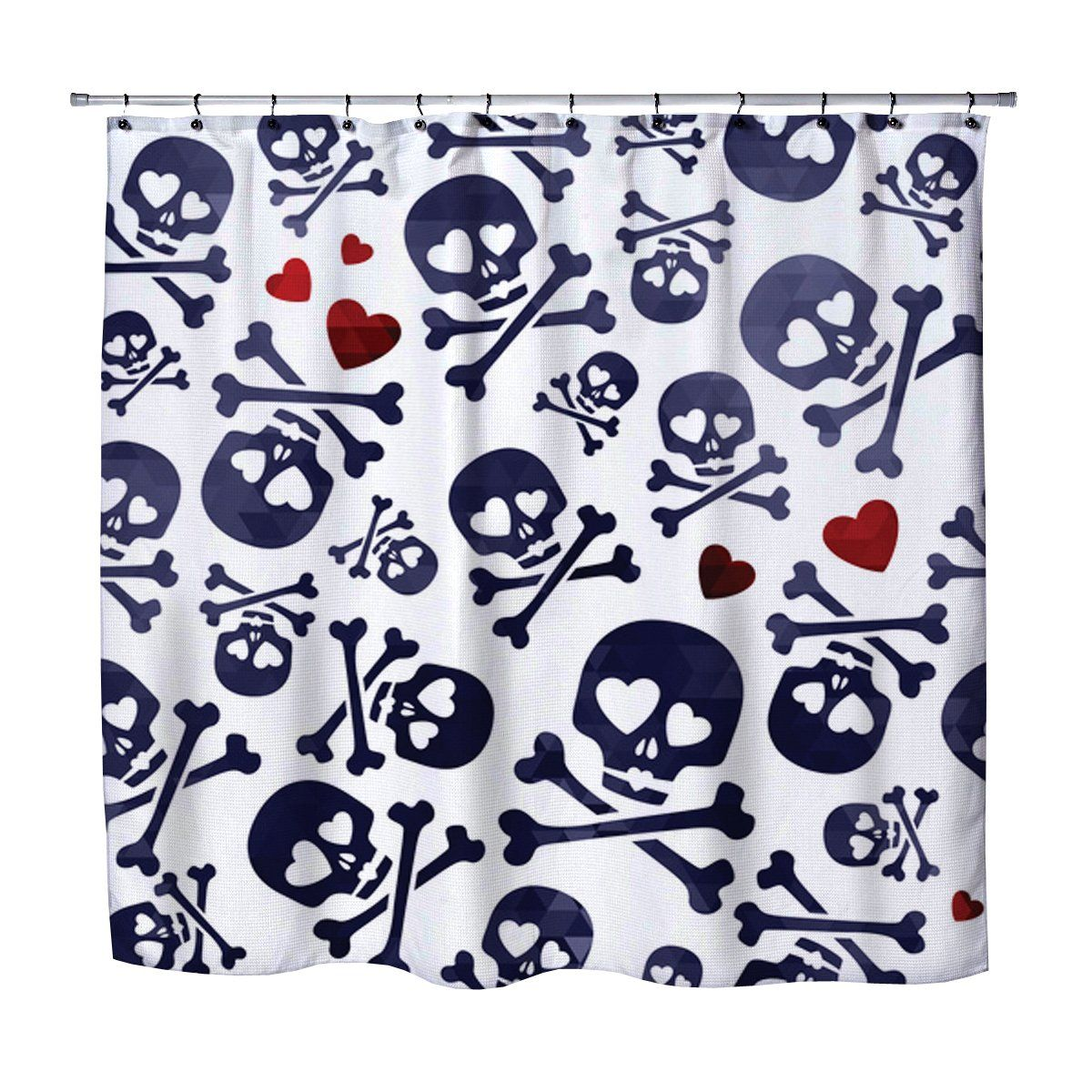 Shower Curtains From Extremely Stoked Are Premium Quality Eco