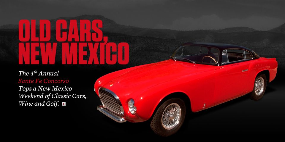 Santa Fe Exceptional Cars Wine And Fine Cuisine Travel