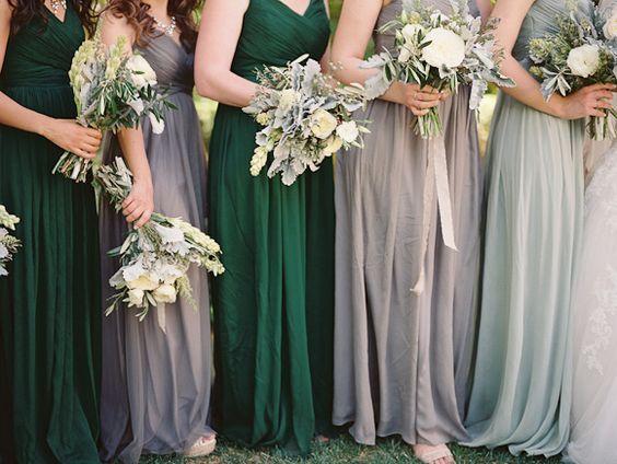 29eb412c2ff Accessorising Green Bridesmaid Dresses - The Promise NIThe Promise NI