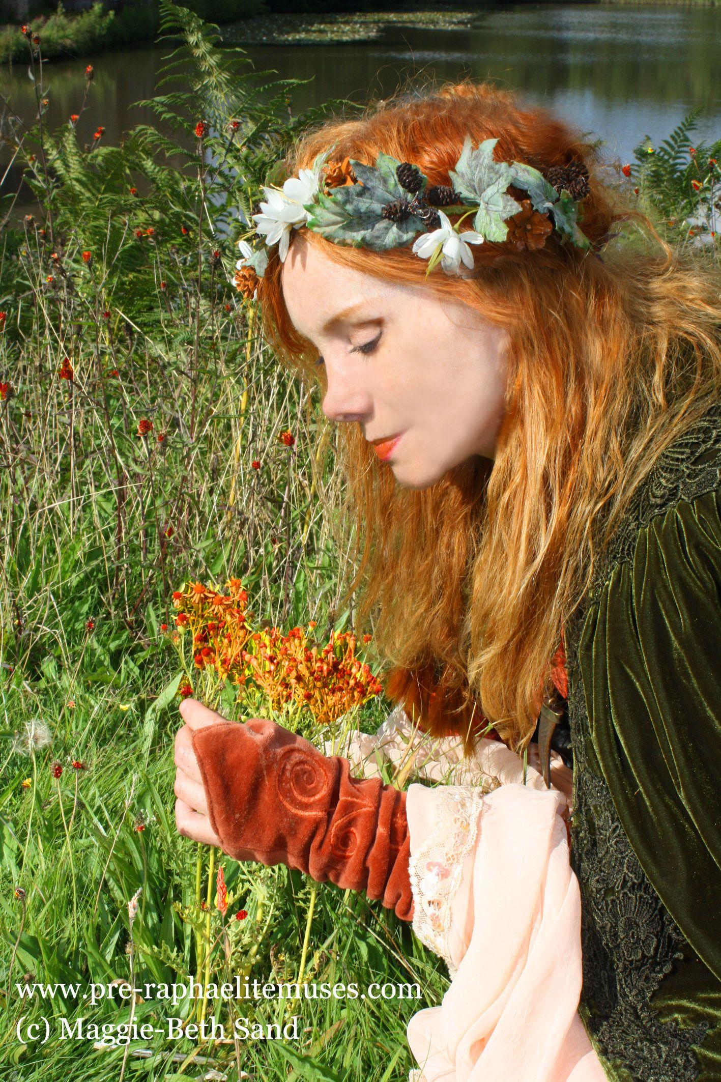 Maggie-Beth Sand | Pre-Raphaelite Muses