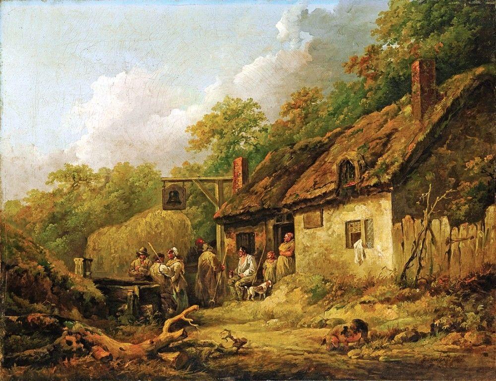 006 English artist Morland.