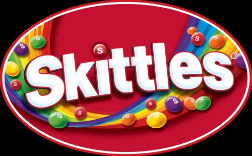 Skittleslogo (With images) Candy logo, Skittles logo