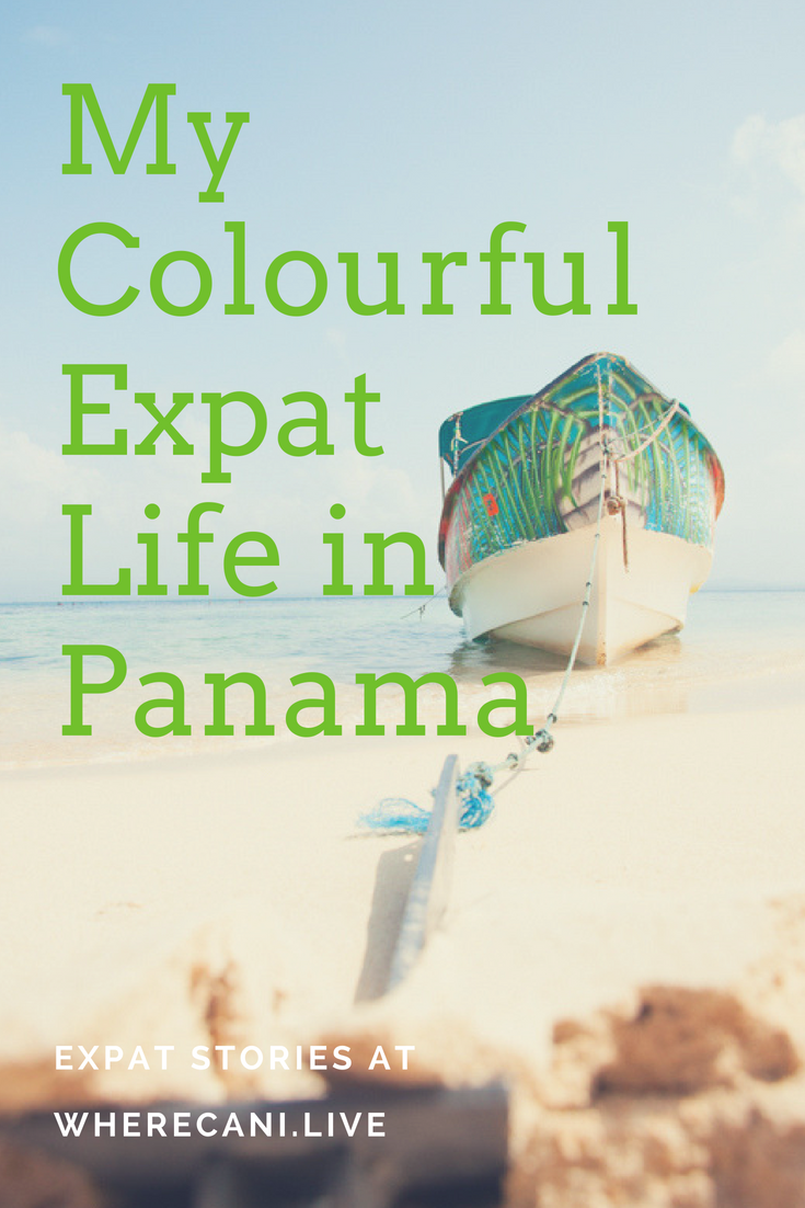 RickiLee has been an expat in Panama for a number of