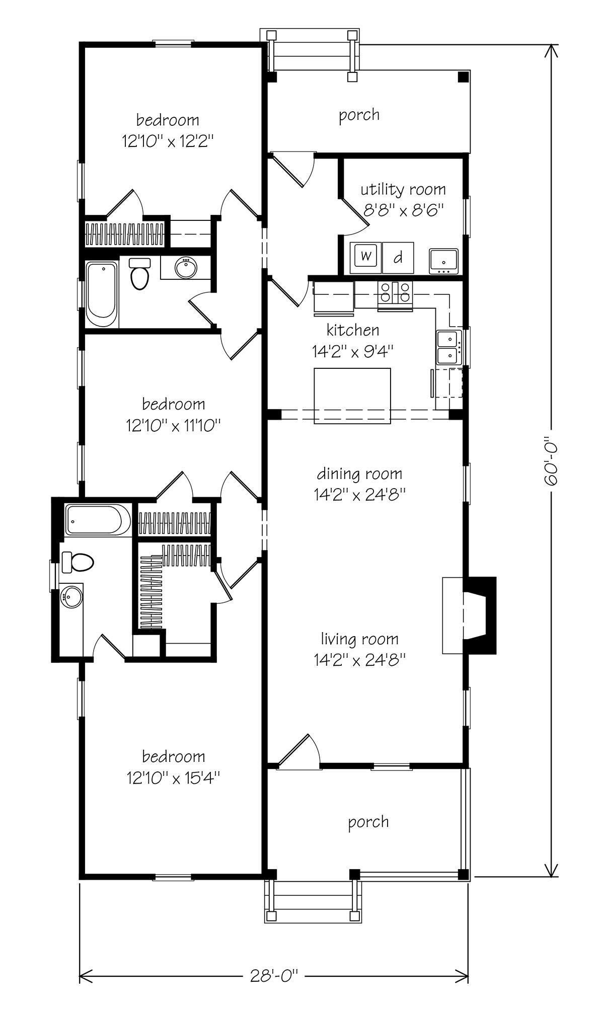 Pin On Final House Plans