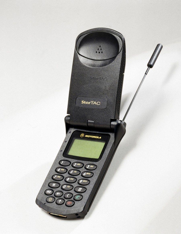 944217 Motorola Startac Pre 2007 Phones Nokia Ericsson Sony