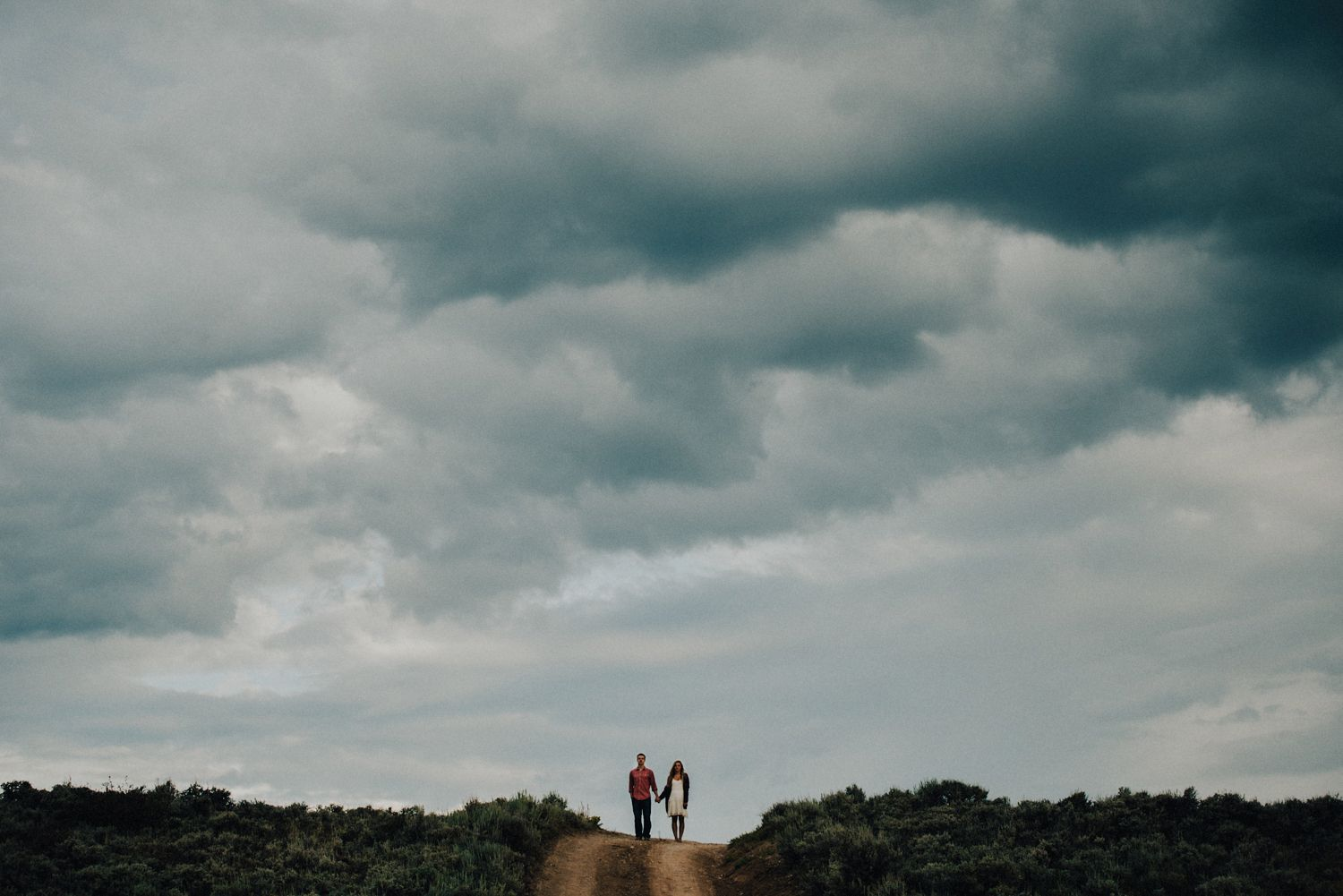 A Colorado Mountain Engagement // Full Story // Aaron + Amanda — Rosey Red Photography | Wedding and Elopement Photography | Columbus Ohio