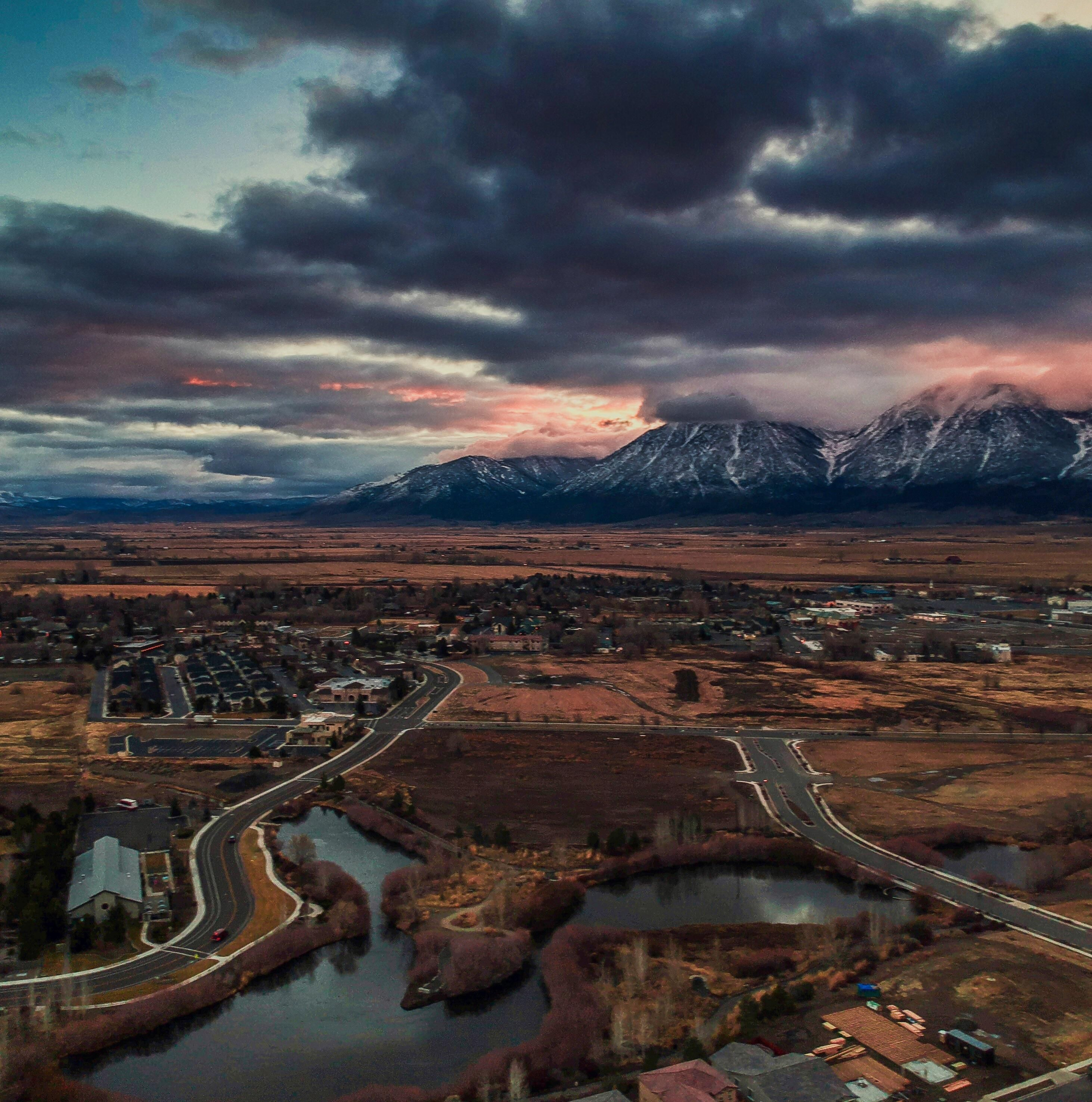 ITAP of my hometown. Minden Nevada Minden nevada, Nevada
