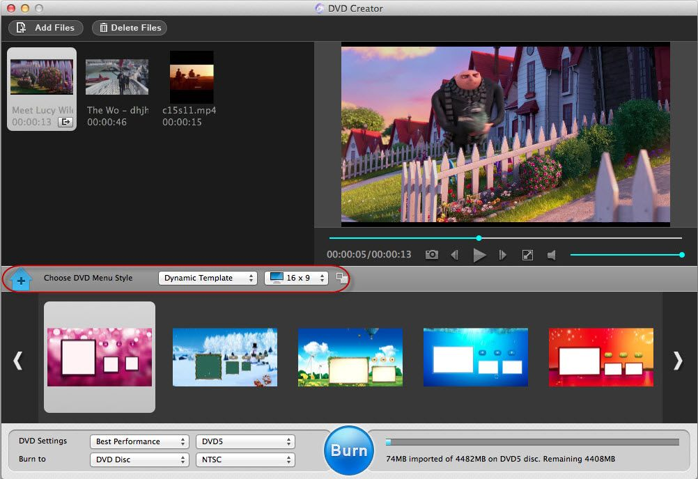 How Do I Burn/Export/Convert a DVD from iMovie with/without iDVD
