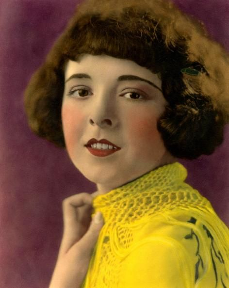 Colleen Moore | Mellow yellow