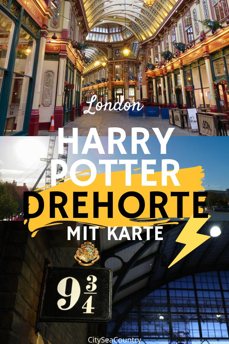 Harry Potter Drehorte London Dies Sind Die 9 Schonsten Filmdrehorte In 2020 London London Reise Film Drehen