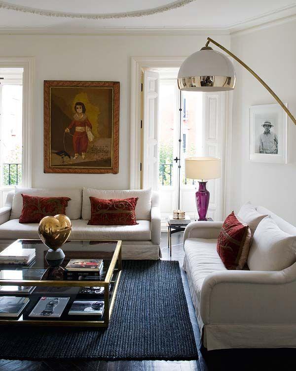 Espacios casas nuevo estilo revista de decoraci n interiors pinterest salones estilo - Salones nuevo estilo ...