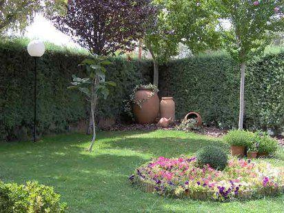 Fotos de trabajos que se pueden reselizar jardines for Bombas para riego de jardin