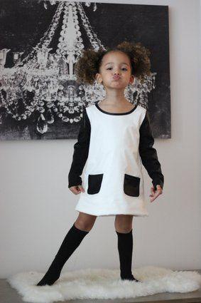 baebd3dac4fb Fierce 3-Year-Old Fashionista Is Taking Instagram By Storm | Power ...