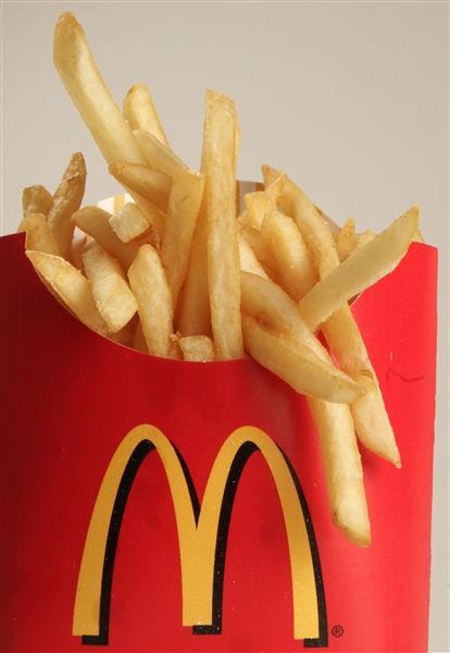 Got fries? When it comes to fast food fries, McDonald's are the best. The worst? Five Guys, for no other reason than its egregious portion size. Compliments of the forthcoming Eat This, Not That! 2013: The No-Diet Weight Loss Solution.