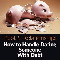 Dating someone with a lot of debt