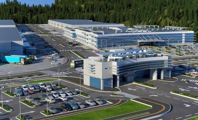 Com investimento de 350 milhões Bianchini Business Park irá contribuir com 2% do PIB de Blumenau  Obra que deve ter sua primeira etapa concluída no final de 2016 vai gerar cerca de 2 mil empregos diretos e mais 9 mil indiretos.