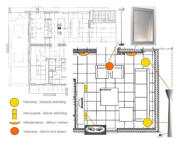 Verlichting kan je interieur maken of breken: het is dus belangrijk ...